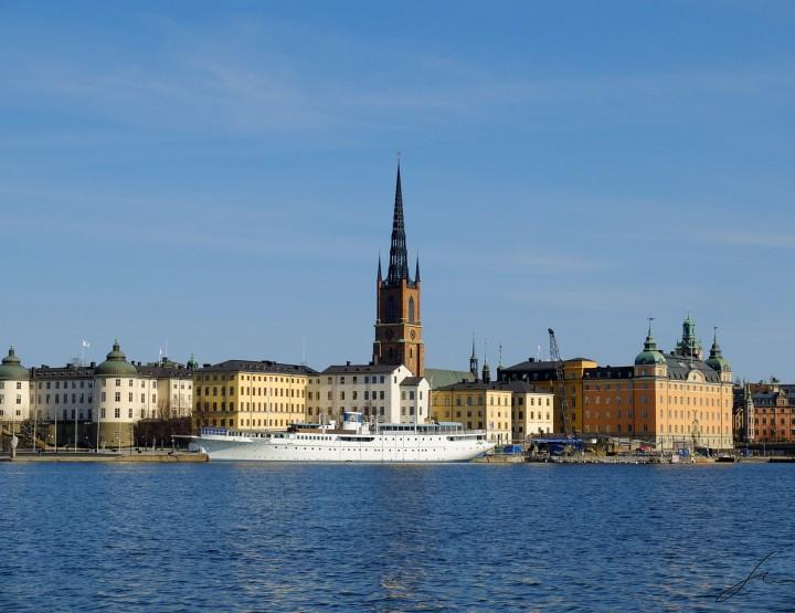 Stockholm - A trip in April
