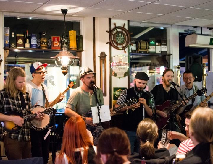 Ben-Joe & the Shipwreckers Night