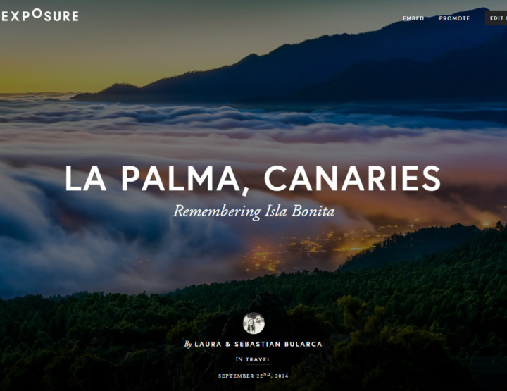 Exposure.co - The story of our holiday in La Palma